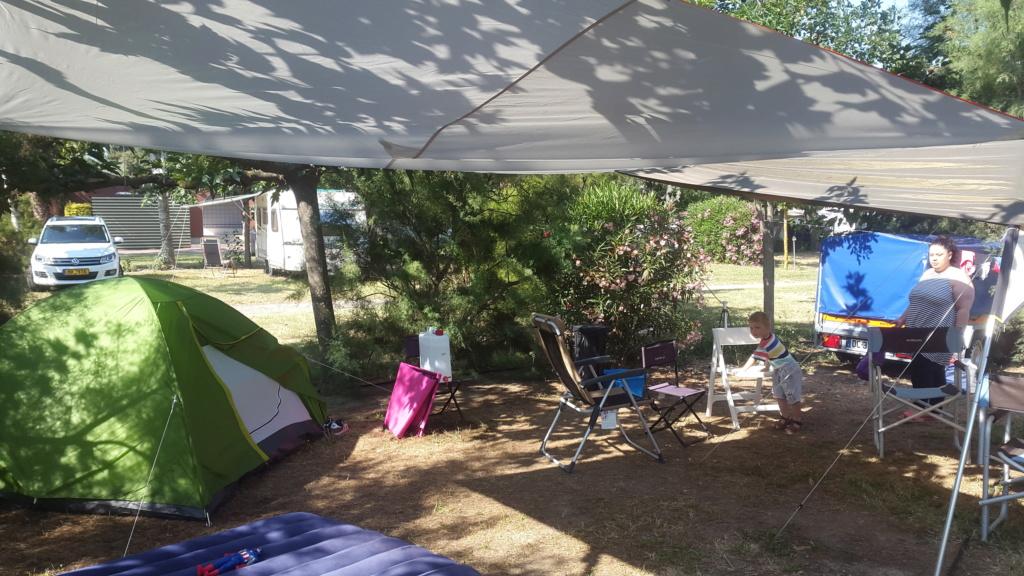 Tous le matériel avec tente et remorque  20180717