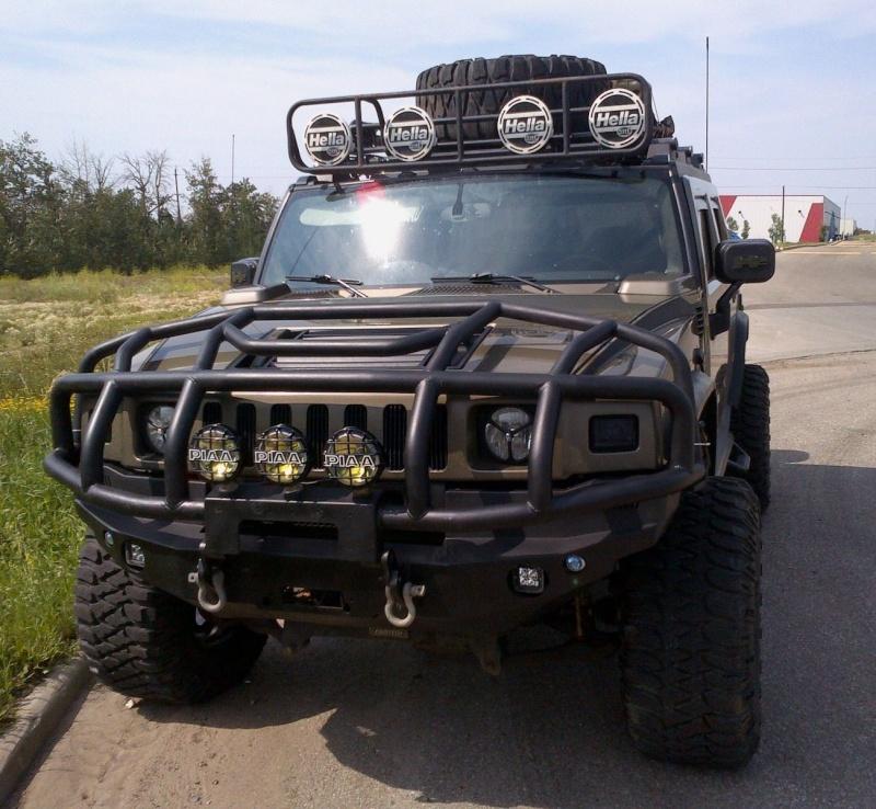 Le soleil est de retour ; Alors sortez votre Hummer et CONCOURS DE PHOTO HUMMERBOX - Page 2 Galler10