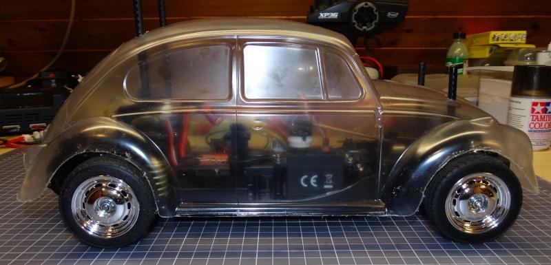 VW Käfer mit M-06 Chassis  von Tamiya Dsc01925