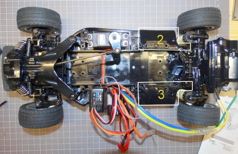 VW Käfer mit M-06 Chassis  von Tamiya Radsta11