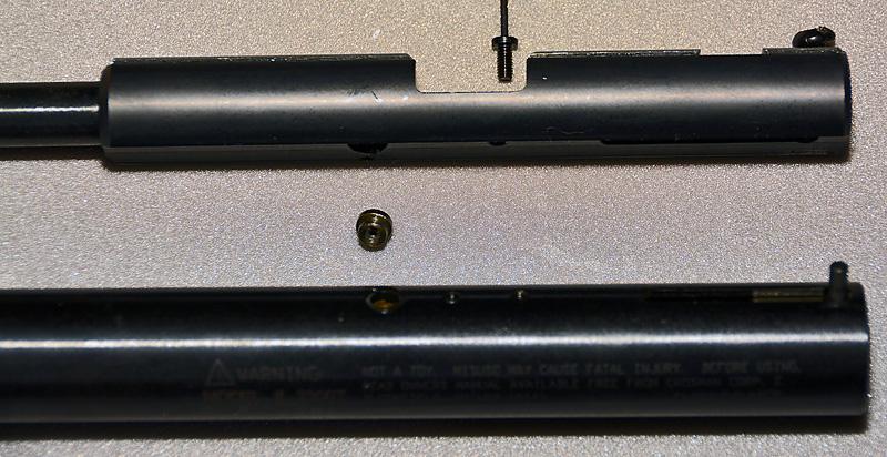 """Crosman  2300T Custom & Co. - Essais (canon 18"""") - Page 3 D71_4512"""