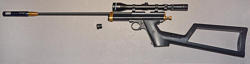 """Crosman  2300T Custom & Co. - Essais (canon 18"""") - Page 3 D71_4515"""
