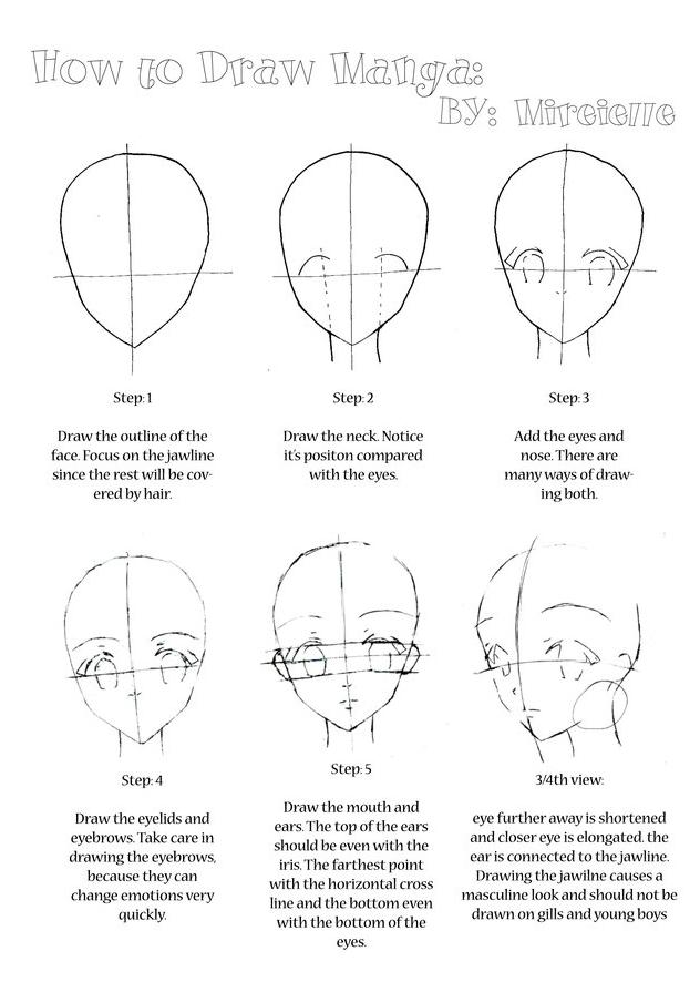 Vos dessins hors sujet - Page 4 Tete1010