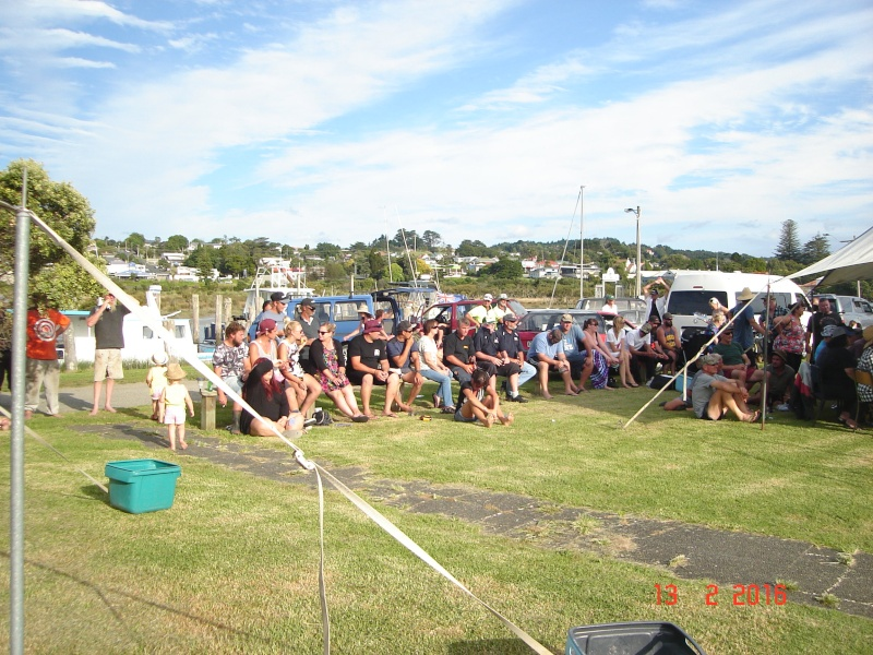 The annual Kaipara Cruising (and fishing) Club's fishing competition Dsc02927
