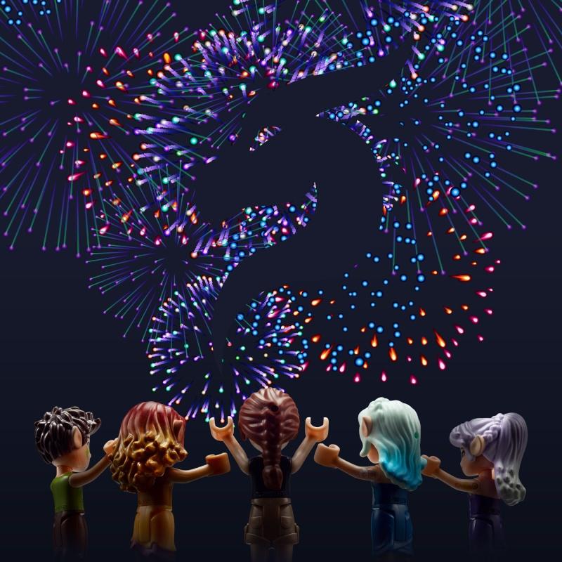 Les elfes aussi fêtent le nouvel an ! Lego_e10