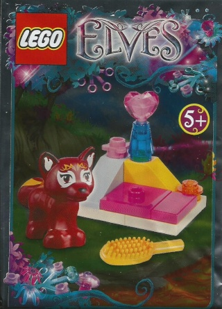 Le magazine trimestriel LEGO Elves Scan0012