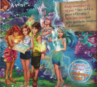 Le magazine trimestriel LEGO Elves Scan0014