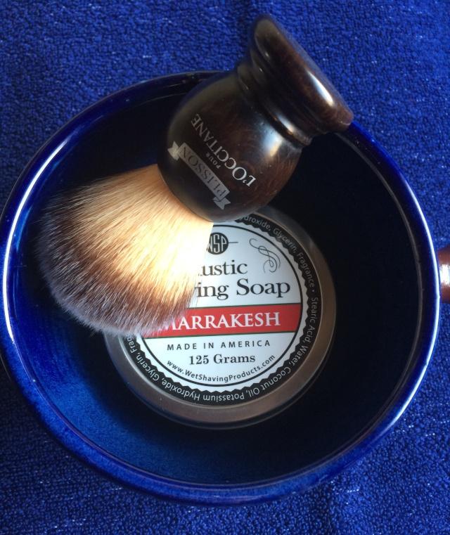 [REVUE] WSP Shaving Soap 00110