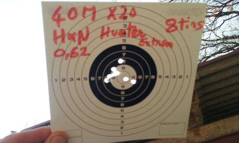 test de plombs JSB et H&N 40m Gamo Hunter IGT   Hn_hun10