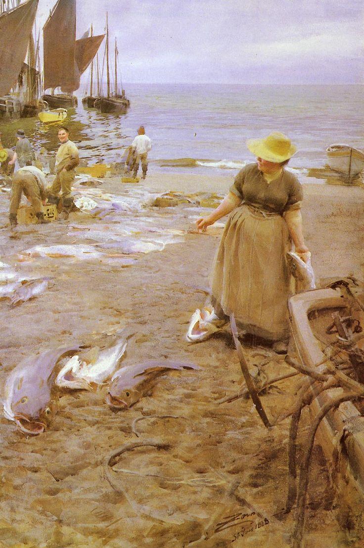 Aperçu sur la peinture scandinave Fishma10