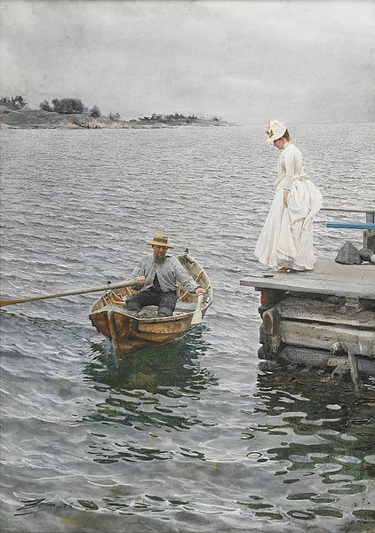 Aperçu sur la peinture scandinave Joie_d10