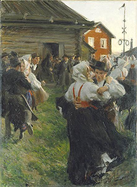Aperçu sur la peinture scandinave Midsum10