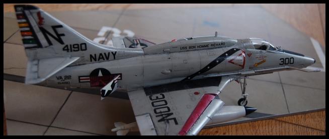 A-4 F de Hasegawa au 1/48e - Page 2 Skyhaw15