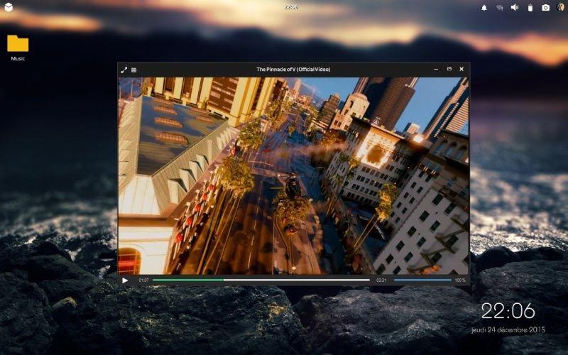 [Virtual Operating System]U-Nova Videos10