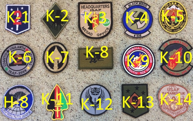 ISAF X2 2X patches? K-boar10