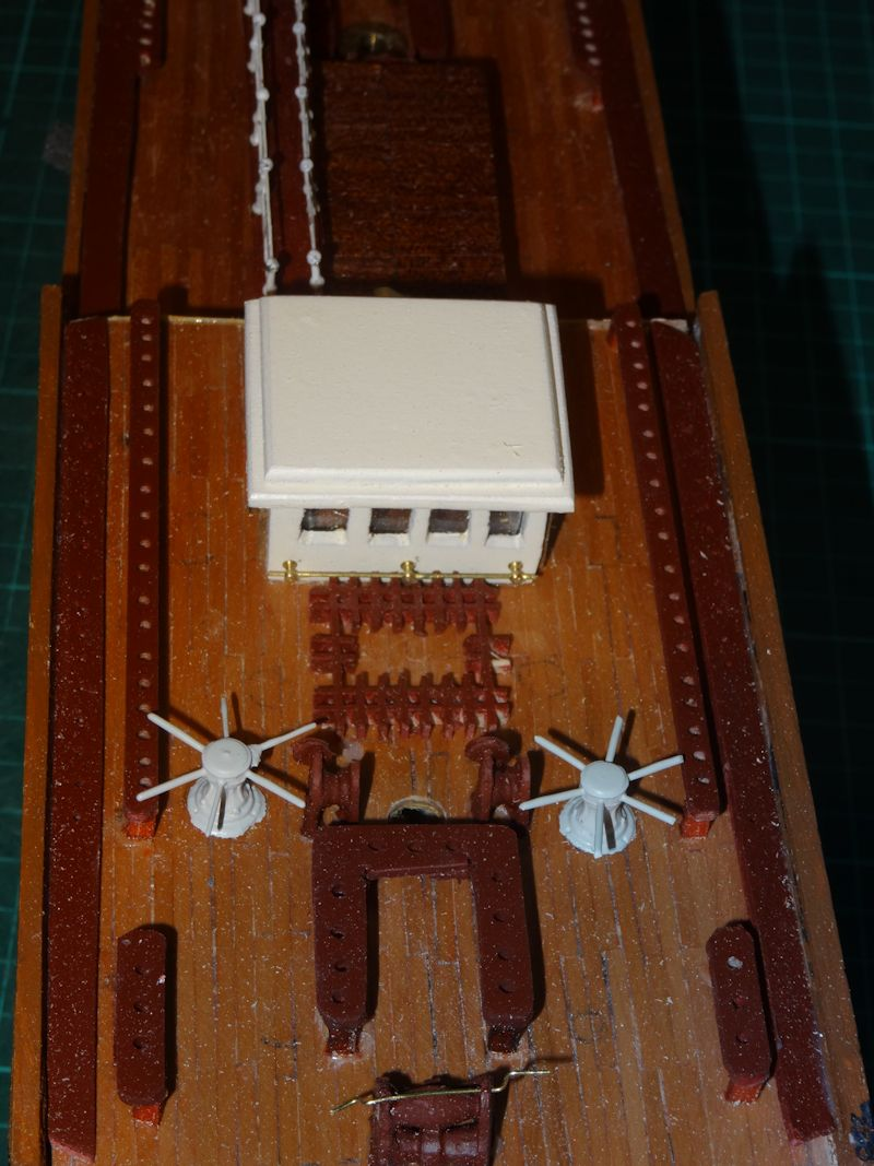 Instandsetzung der Pamir von Graupner, gebaut von Kurti P1110