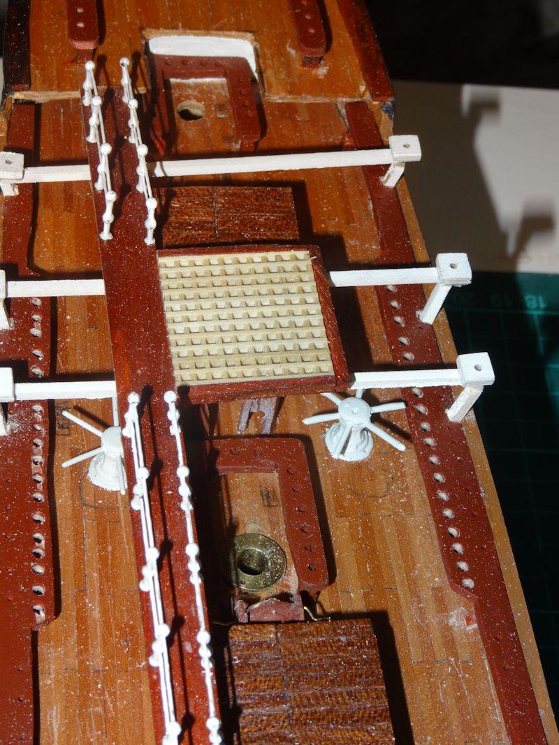 Instandsetzung der Pamir von Graupner, gebaut von Kurti P1210