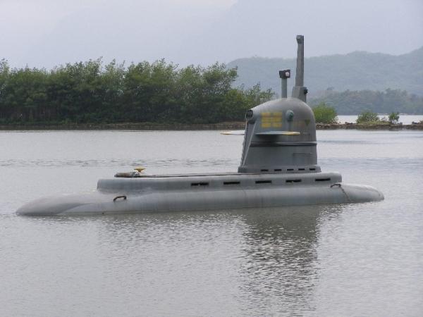 Le sous-marin Sub_2111