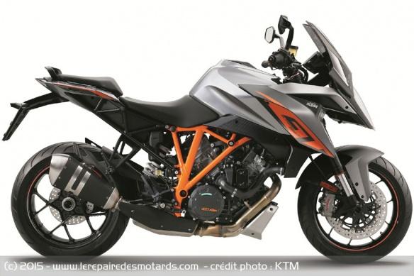 [Salon de la moto paris 2015] Votre modèle préféré ? Ktm-1210