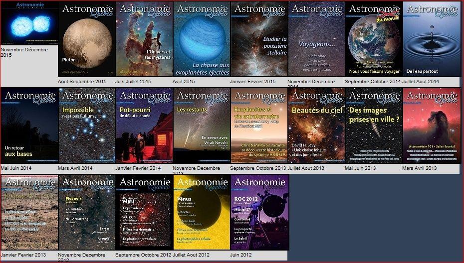 Revue : Québec astronomie Queb11