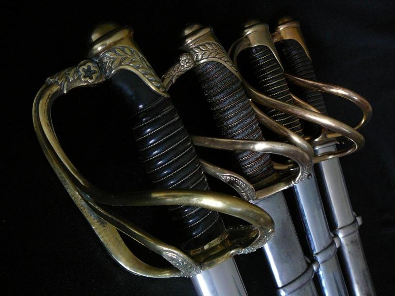 Les sabres de cavalerie légère modèle 1822 Sabre110