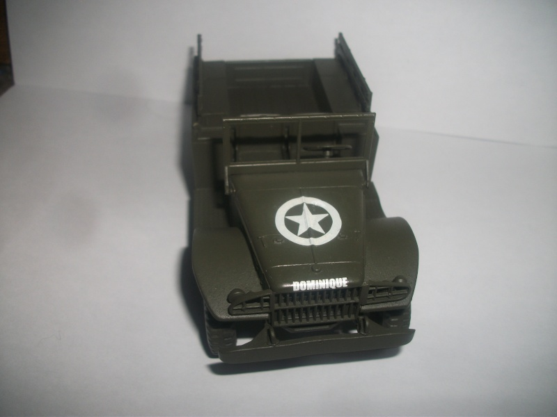 Dodge WC 51 RBFM 2eme DB maquette Italeri 1/35 00116