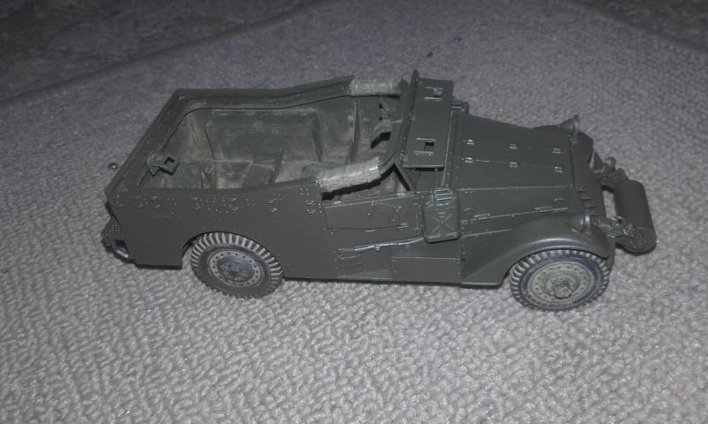 White scout car M3 Italeri ou MAX? 1/35 00118