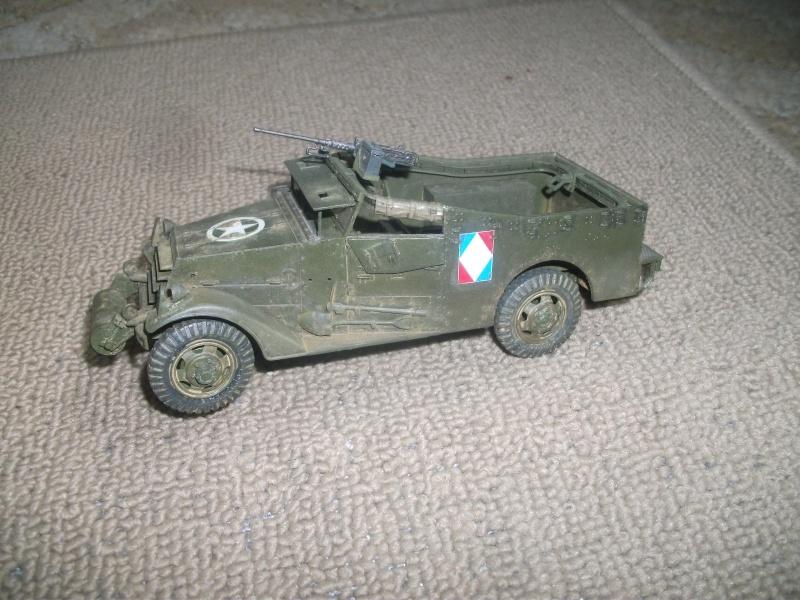 White scout car M3 Italeri ou MAX? 1/35 00212