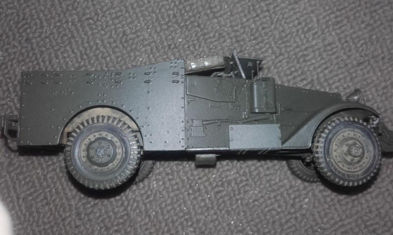 White scout car M3 Italeri ou MAX? 1/35 00213