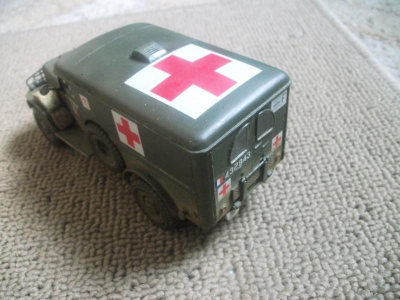 Dodge WC 54 1:35 BILECK , 9eme bataillon médical 2eme DIM CEF fini 00311