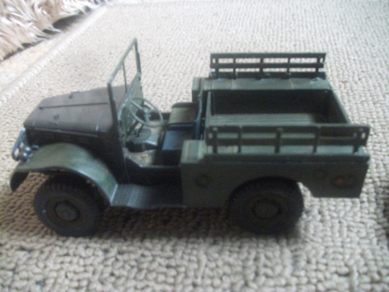 Dodge WC 51 RBFM 2eme DB maquette Italeri 1/35 00312