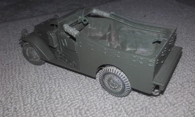 White scout car M3 Italeri ou MAX? 1/35 00314