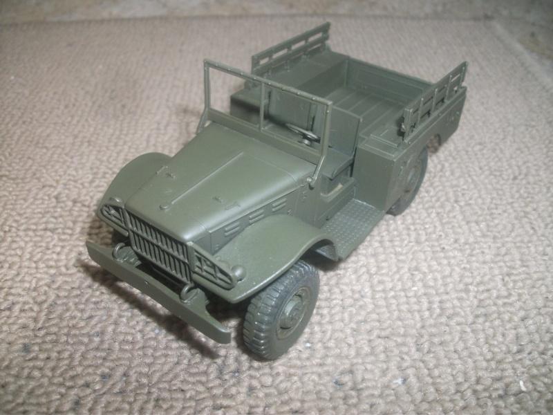 Dodge WC 51 RBFM 2eme DB maquette Italeri 1/35 00612