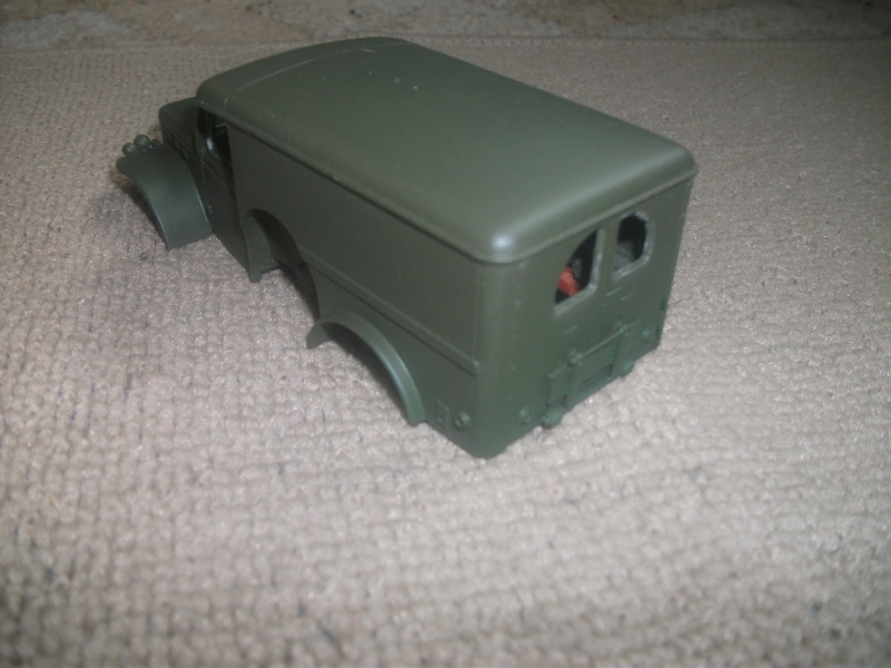 Dodge WC54 ambulance Bileck 1/35 00911