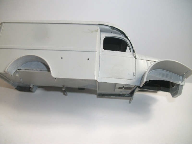 Dodge WC54 ambulance Bileck 1/35 01010