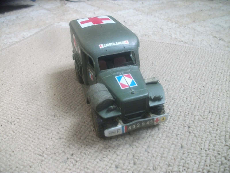 Dodge WC54 ambulance Bileck 1/35 01111