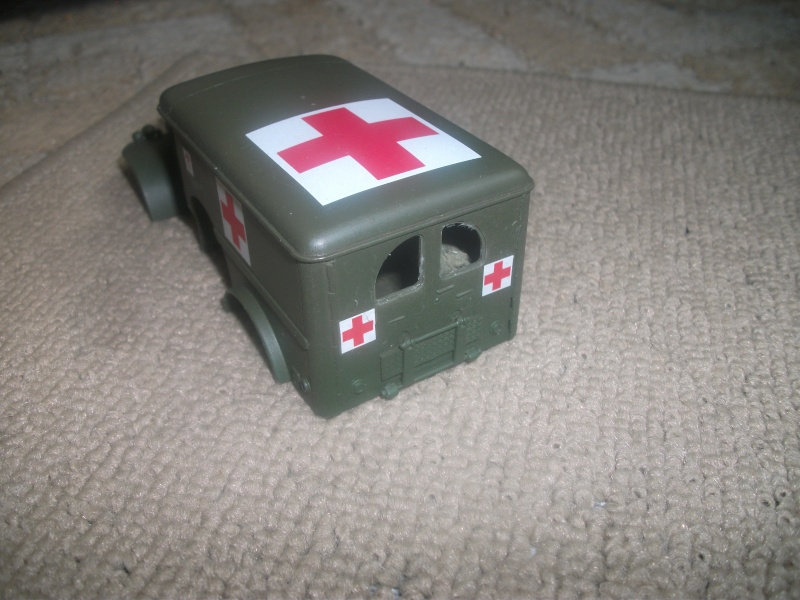 Dodge WC54 ambulance Bileck 1/35 01211