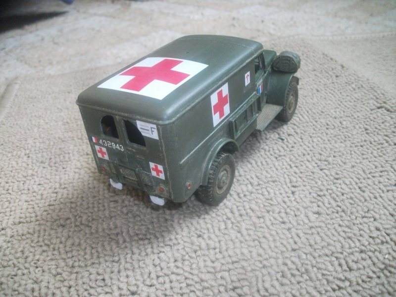 Dodge WC54 ambulance Bileck 1/35 01212