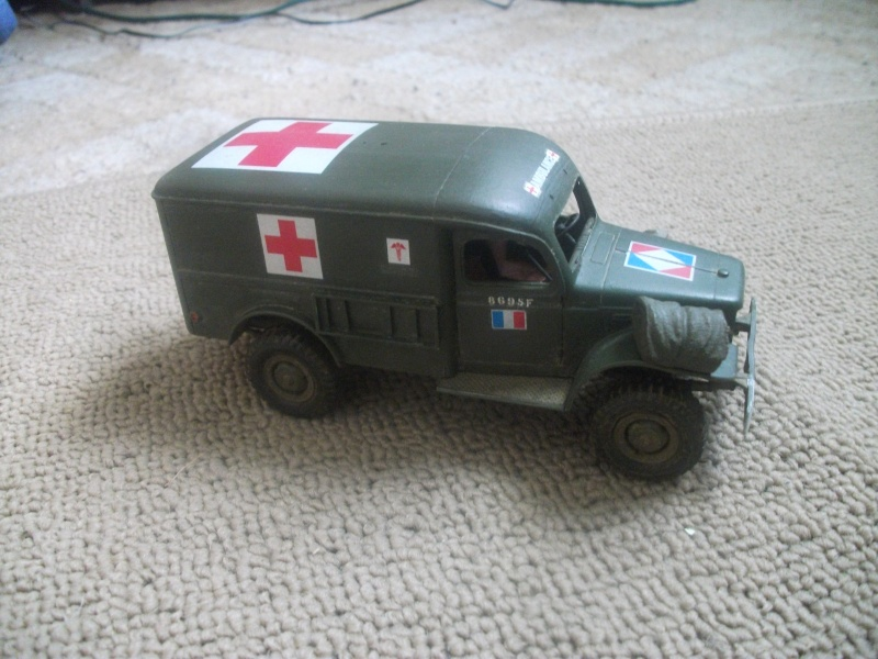 Dodge WC54 ambulance Bileck 1/35 01411
