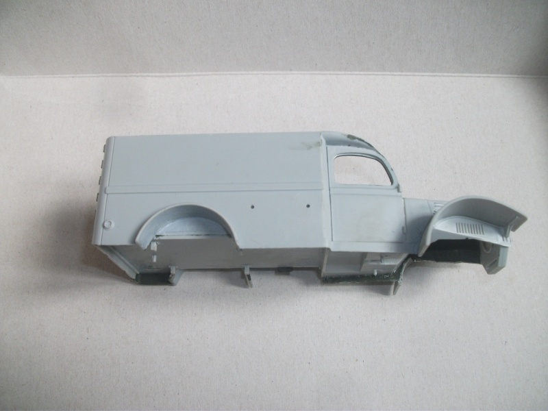 Dodge WC54 ambulance Bileck 1/35 01810