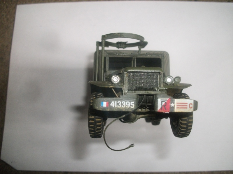 Dodge WC63 2eme RSAR AFV club 1/35 02810