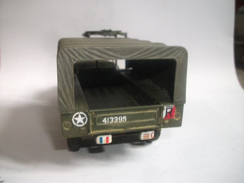 Dodge WC63 2eme RSAR AFV club 1/35 03110