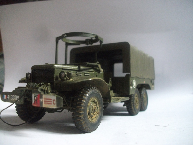 Dodge WC63 2eme RSAR AFV club 1/35 03610