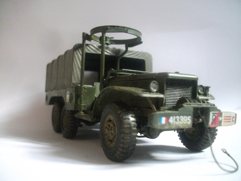 Dodge WC63 2eme RSAR AFV club 1/35 03710
