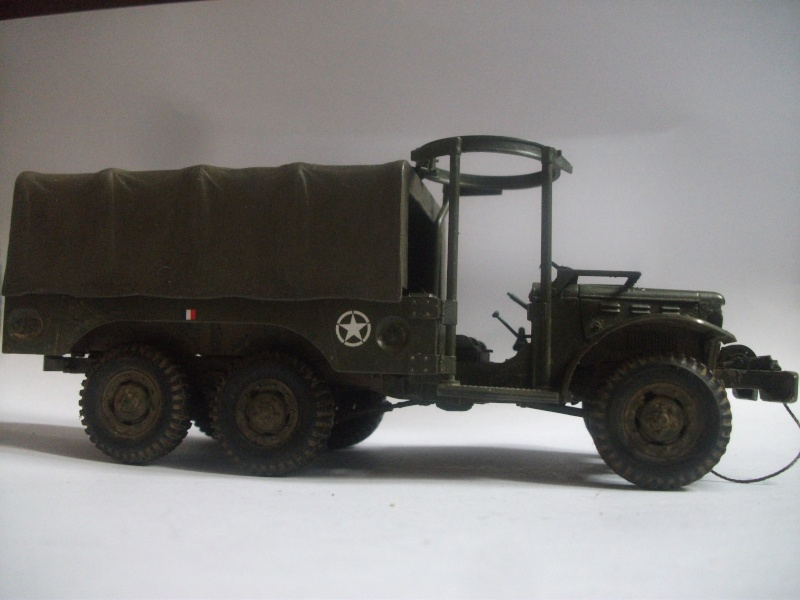 Dodge WC63 2eme RSAR AFV club 1/35 03910