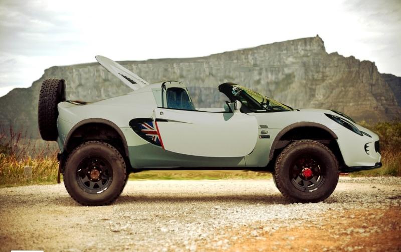 Il SUV Lotus nel 2019 secondo Autobild 99qdky10