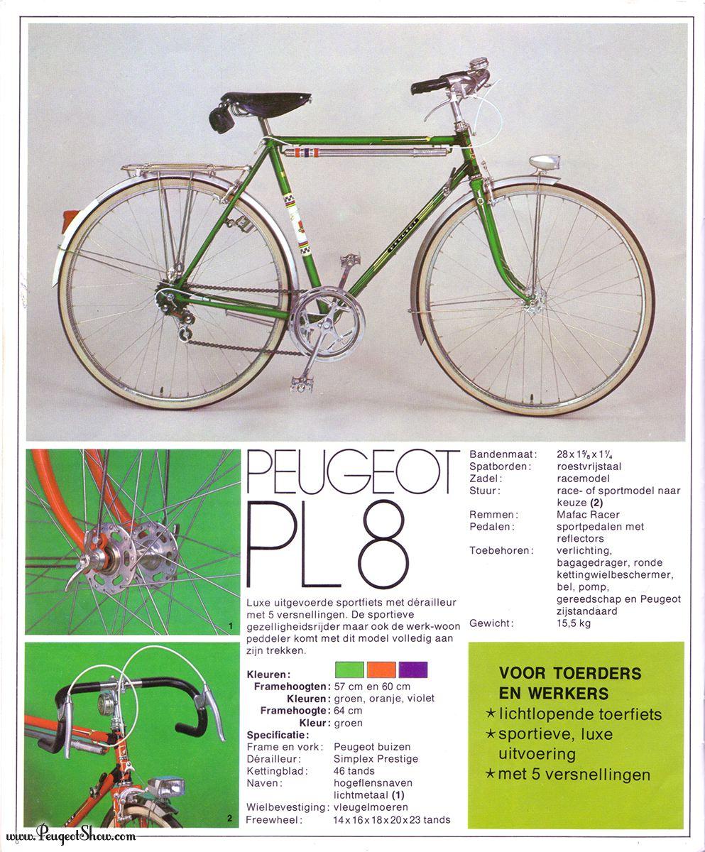 peugeot j8 1975nl10