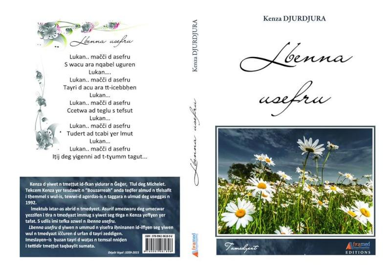 """Lbenna Nusefru"": Recueil de poésie de Kenza Djurdjura Asefru10"