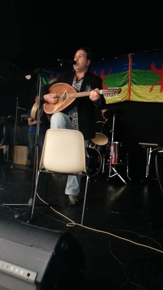 Hamid HAMIDJ : Chanteur Kabyle - Folklore-Chaâbi Ivri10
