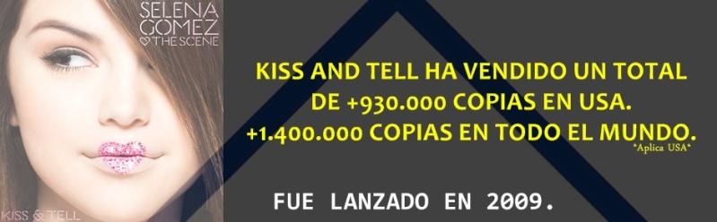 Selena Gomez: Cifras de ventas. 00000020